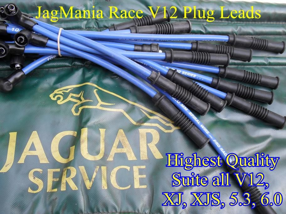 Jaguar v12 spark plug leads, also solid shielded wire race quality on spark plug wiring diagram 1955 thunderbird 1955 Ford Fairlane Wiring-Diagram 1957 Corvette Wiring Diagram