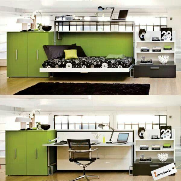 Quarto  X escritório