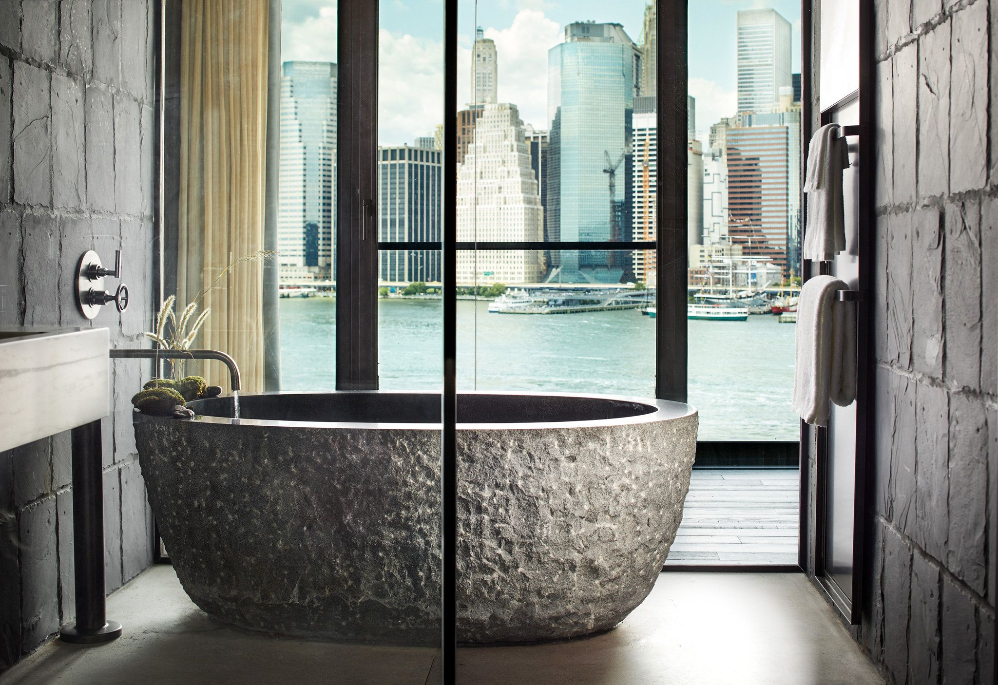 This Is Probably The Best Bath In New York City Best Bath