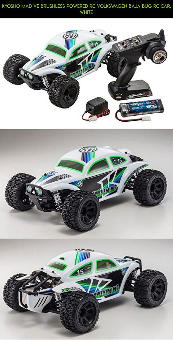Kyosho Mad Ve Brushless Powered Rc Volkswagen Baja Bug Rc Car