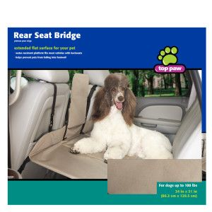 Top Paw Rear Seat Bridge Petsmart Paw Petsmart Fur Babies