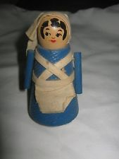 Vintage Wilson Walker Nurse Toy
