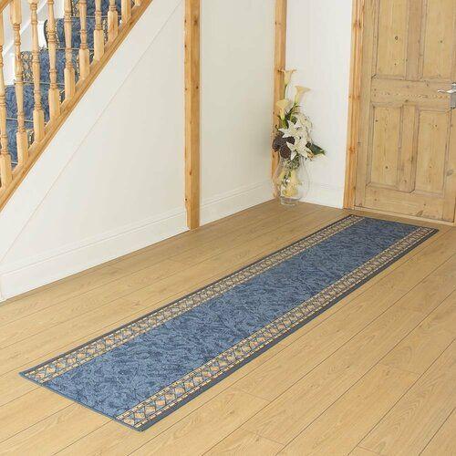 Innen-/Außenteppich Cheops in Blau runrug Teppichgröße: Läufer 180 x 80 cm