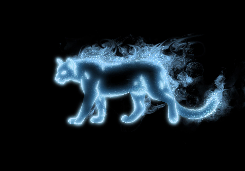 Mountain Lion Patronus by Tribalchick101viantart on