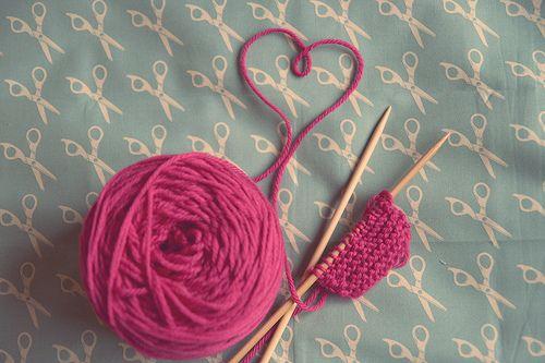 POM POM KNIT: Вязаное вдохновение / Knitting inspiration