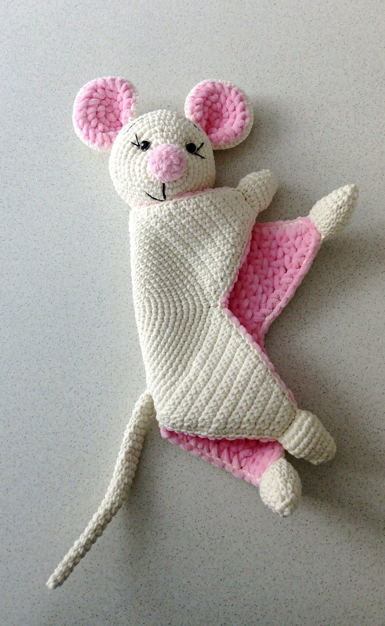 Photo of Ähnliche Artikel wie Kuscheln Sie und spielen Sie Maus häkeln Baby-Decke, Requisiten für Neugeborene auf Etsy
