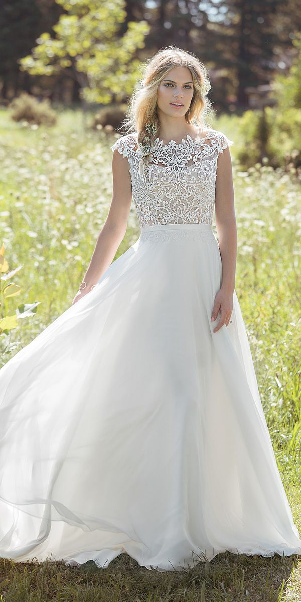 24 Romantic Bridal Gowns Perfect For Any Love Story | Bridal gowns ...