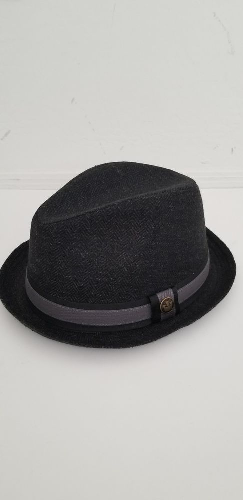 Goorin Bros Mens Charm Fedora Hat Gray Size XL  fashion  clothing  shoes   accessories  mensaccessories  hats (ebay link) 796019d2ede5