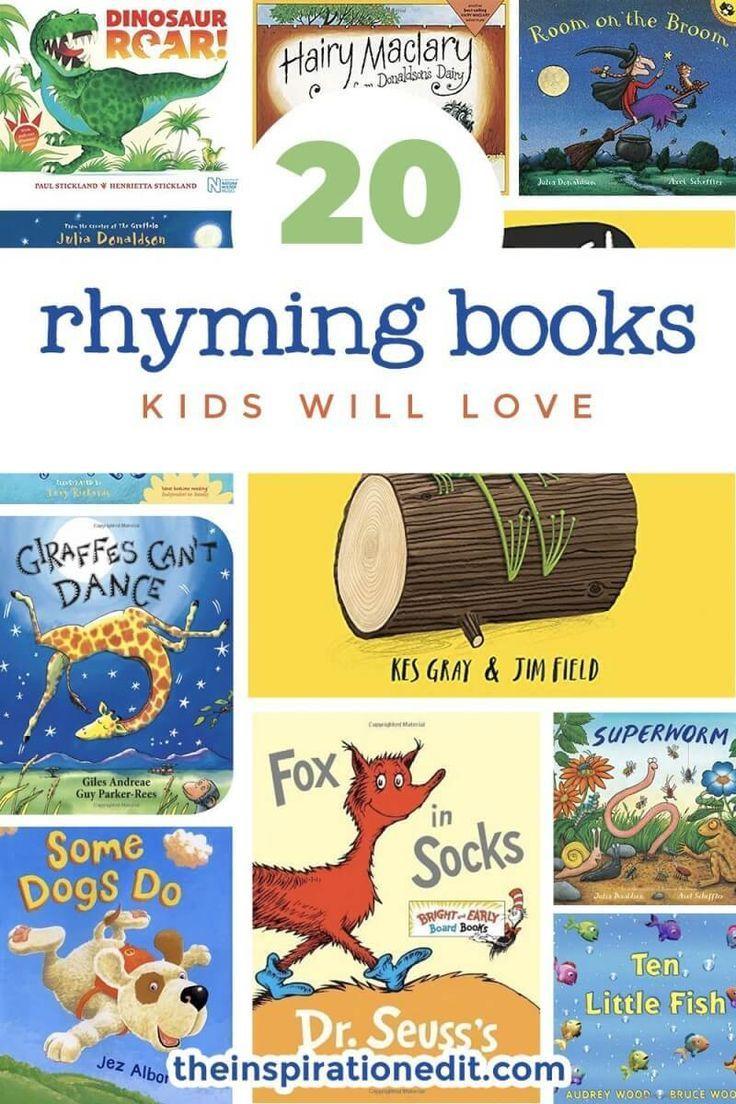 49++ Best rhyming books for preschoolers info