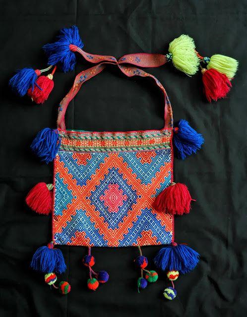 Morral Mexico Bag