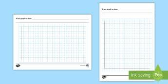 Bar Chart Template  Bar Graph Template Maths Designing Graphs
