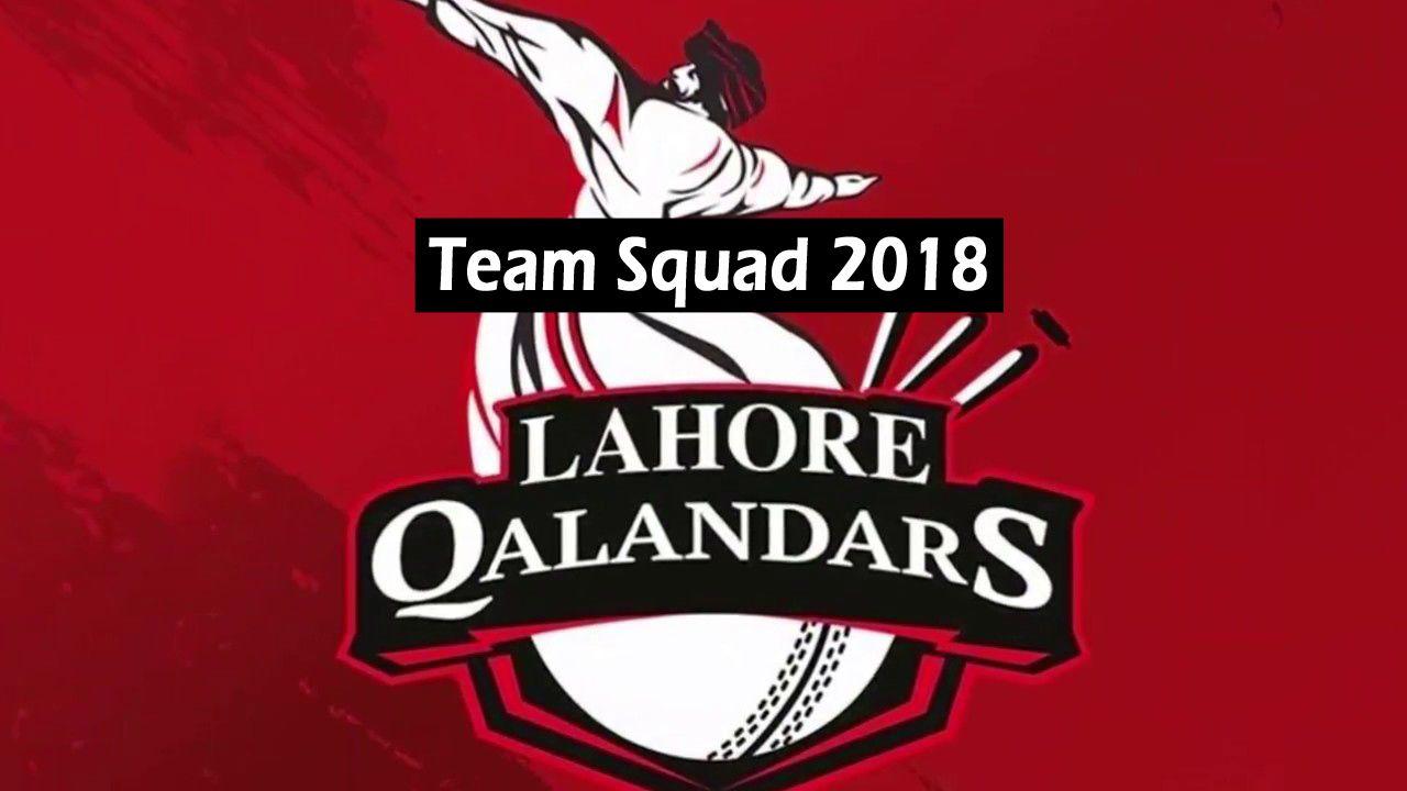 Lahore qalandars squad 2018 psl 2018 t20 pakistan super league lahore qalandars squad 2018 biocorpaavc Image collections