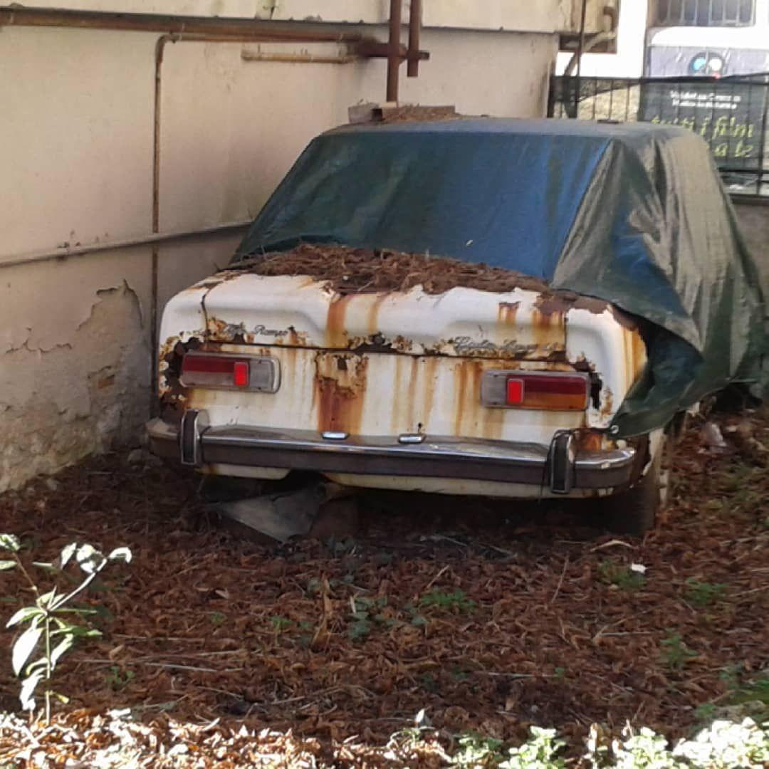 Ciò Che Ne Rimane...rust..Alfa Romeo Giulia Super 1.3