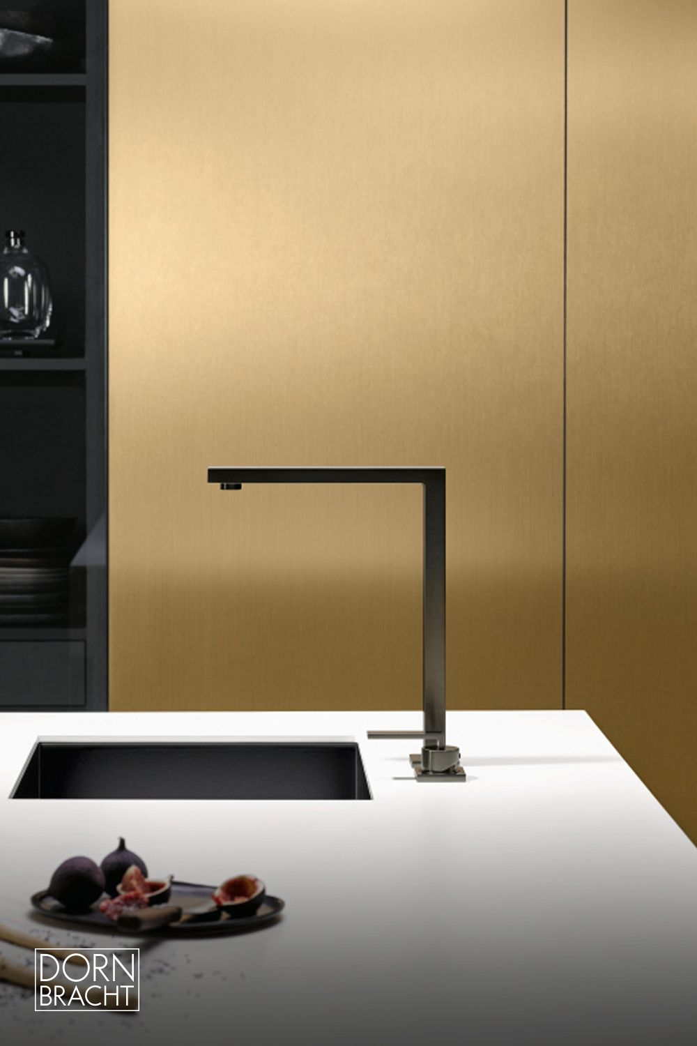 Stainless Steel Kitchen Faucet In 2020 Modern Kitchen Taps Modern Kitchen Faucet Modern Kitchen Faucets Stainless Steel