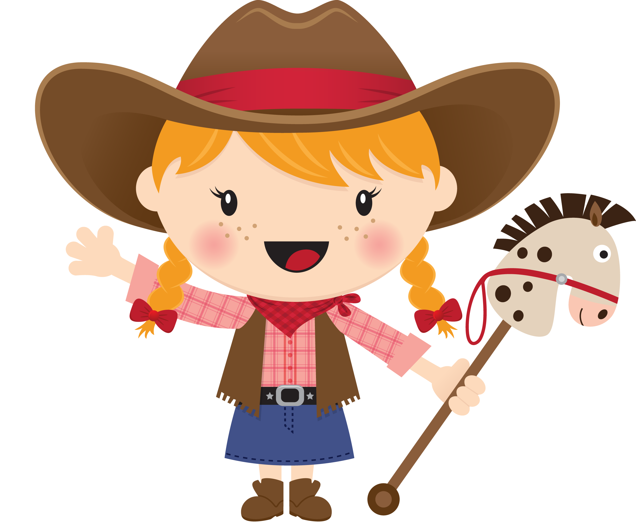 Cowgirl Party Rodeo Birthday Cowgirl Birthday