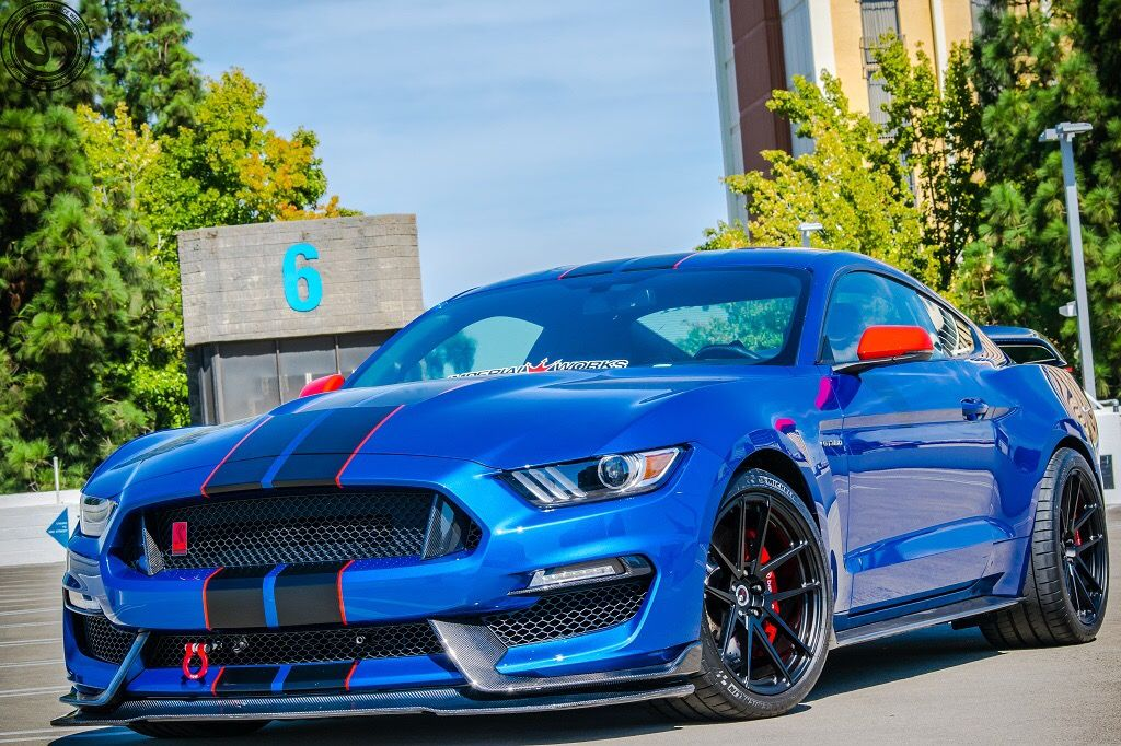 Post Pix Of Your S550 With Aftermarket Wheels And Tires Page 355 2015 S550 Mustang Forum Gt Ecoboost G Aftermarket Wheels Ford Mustang Wheels And Tires