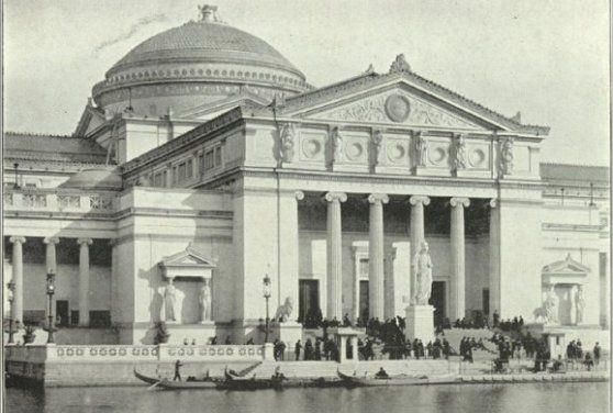 Palace of Fine Arts, 1893