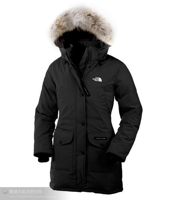 Fashionable Womens North Face Jackets Design, The North Face Womens Classic  Goose Long Down Jacket Black moncler. down jacket,moncler discount
