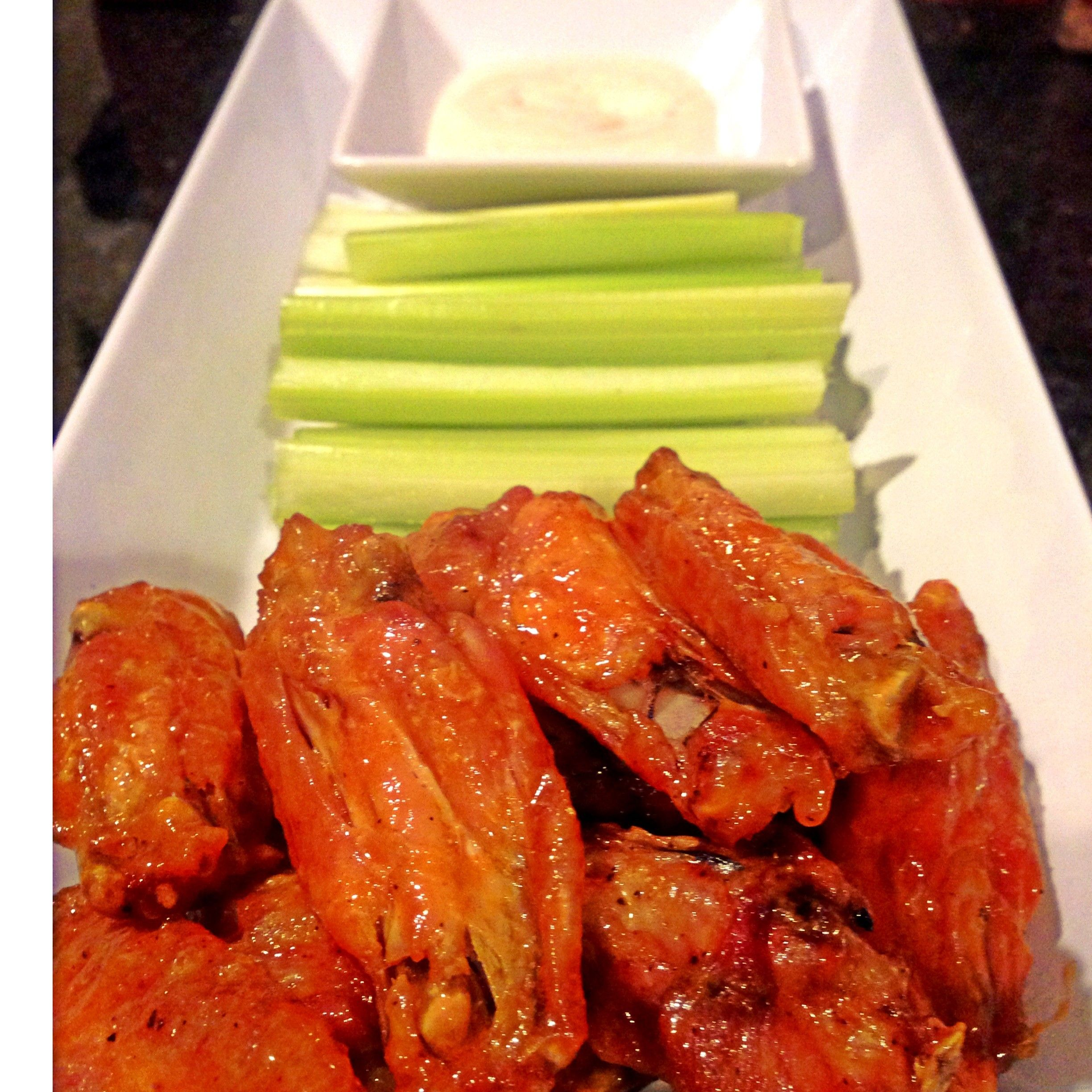 Ideal Protein Chicken Wings