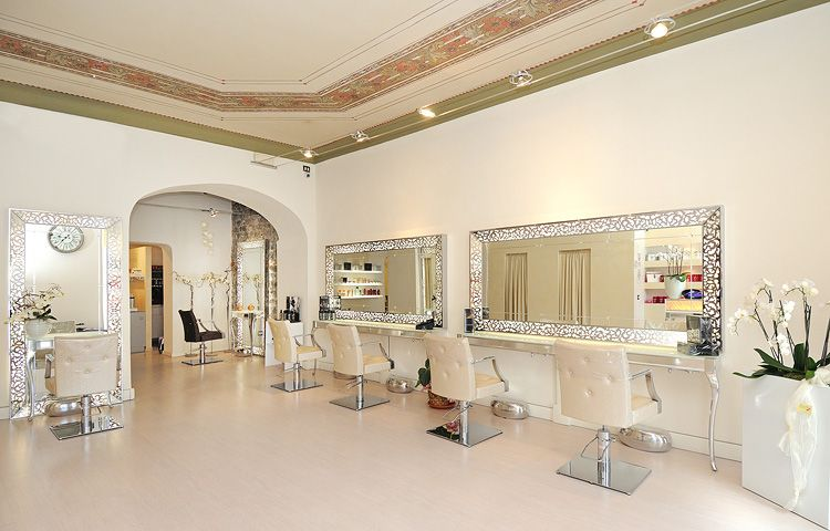 Hair Studio Marchini Sarzana Italy Salone Manufacturer Sales Hair Style Salon Furniture Beauty Salon Furniture Salon Furniture Hair And Nail Salon