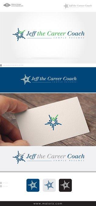 Logo for resume writing site by Maioriz LOGO Pinterest Logos