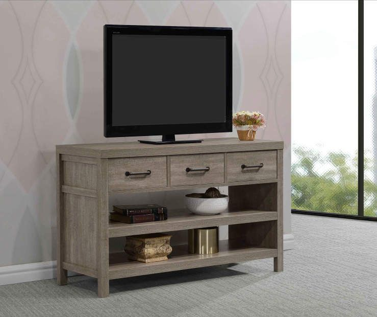 Stratford Farmhouse Gray 3 Drawer Tv Stand Big Lots 3 Drawer Tv Stand Tv Stand And Coffee Table Big Lots Furniture