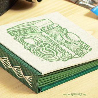 Cuadernos originales hechos a mano a tu gusto y medida Libros de
