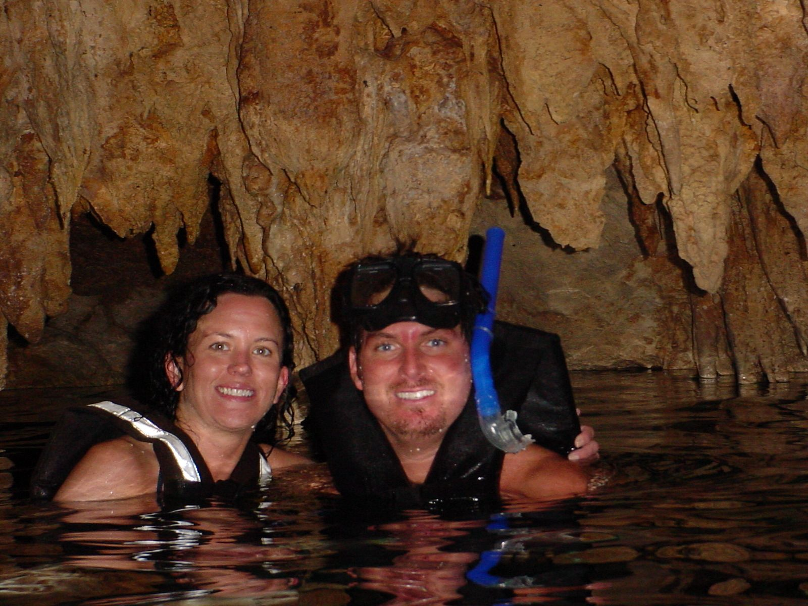 Riviera Maya Mexico from underneath Another HSA Home Warranty