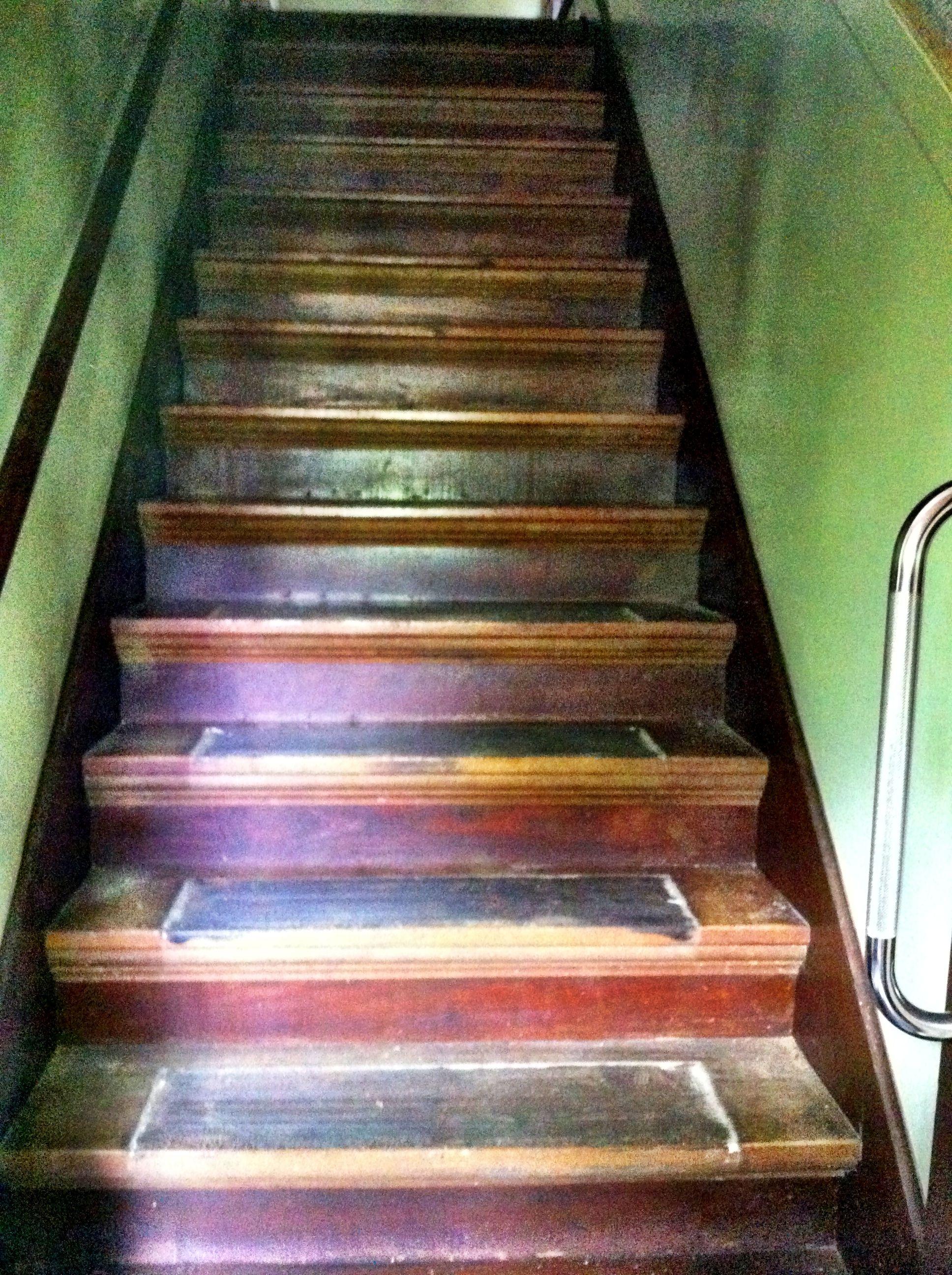 Stairway, per remodel