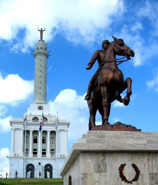 Santiago de los Caballeros. Monumento