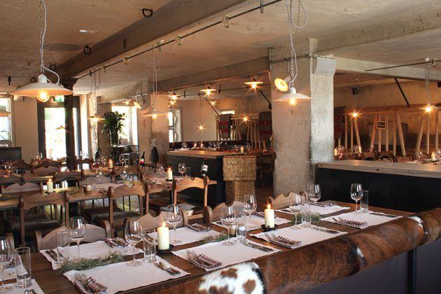 Restaurant Adlisberg - Hochzeitslocation in Zürich