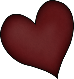 paint-shop-pro-country-heart.png (PNG Image, 292 × 312 pixels ...