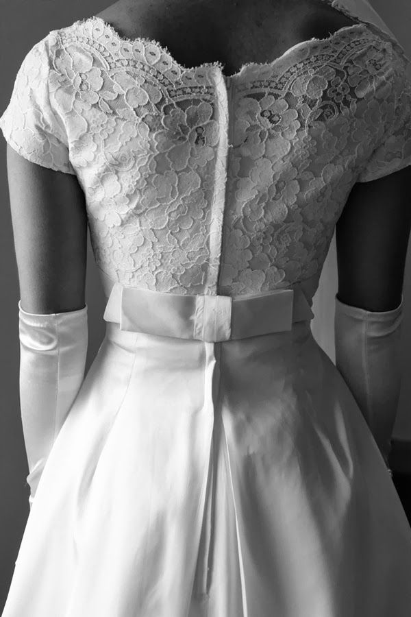 Vintage 1940\'s wedding | The Frosted Petticoat | Vintage | Pinterest ...