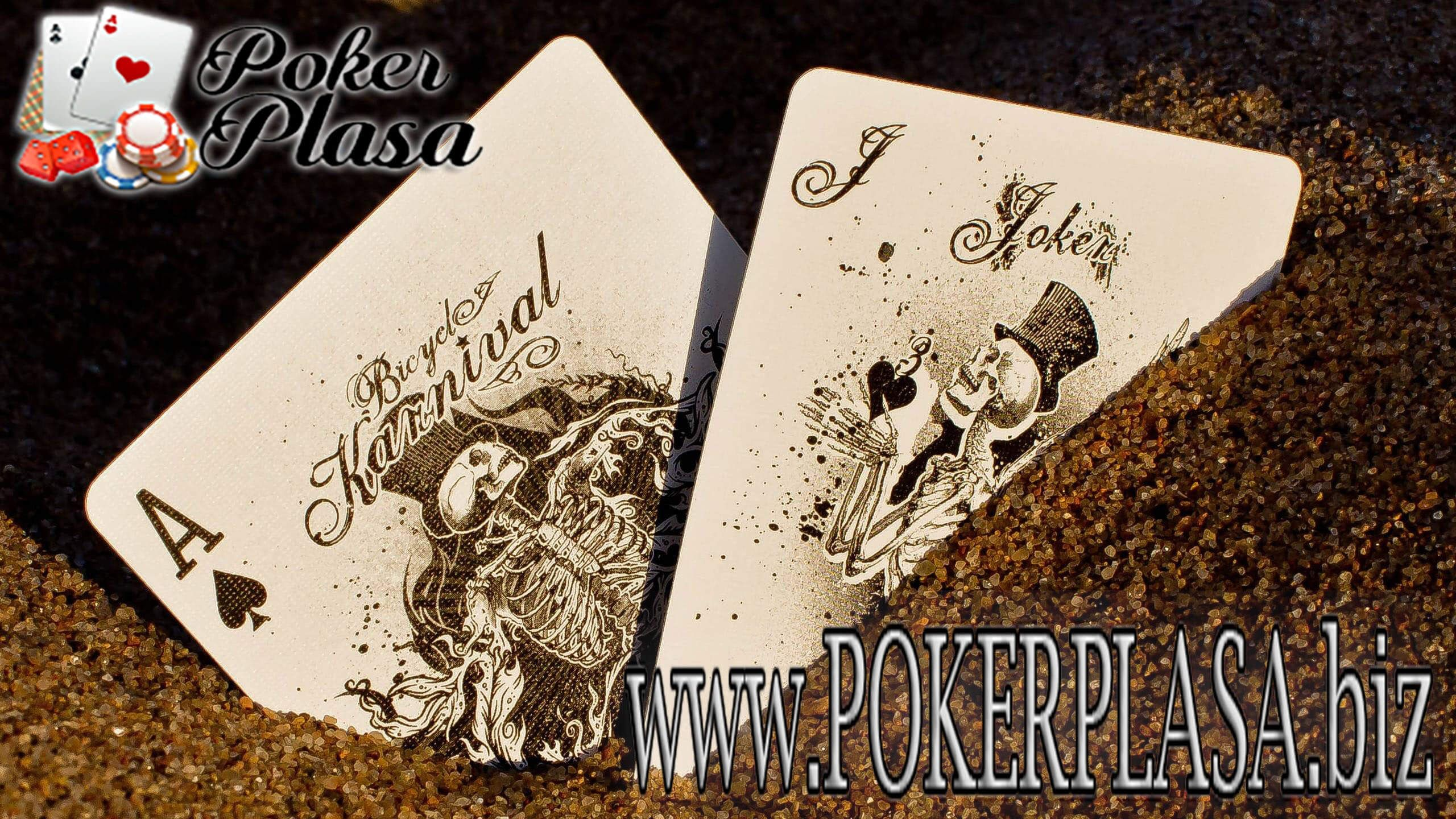 PERMAINAN POKER ONLINE INDONESIA Playing cards, Cards