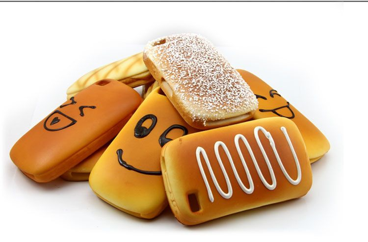 1pcs/lot 2013 New Kawaii Face Bread Soft Plastic Case for iPhone 4 4S, Scented Simulation Food Squishy Bread Phone Cases-in Phone Bags & Cases from Phones & Telecommunications on Aliexpress.com   Alibaba Group