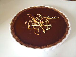 allerlei Firlefanz: Tarte au chocolat