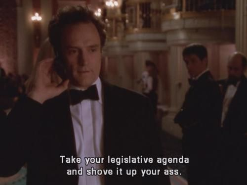 Josh Lyman Quotes: My Old Man Crush. Love This Scene (or Pretty