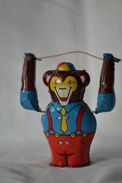 Jim Der Seilspringender Affe Joustra Aber Ungemarkt Obwohl Er