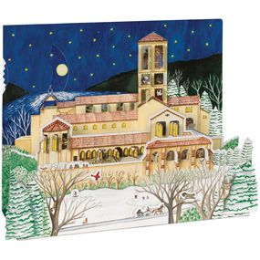 The Met Store -  The Cloisters Museum and Gardens Pop-Up Advent Calendar