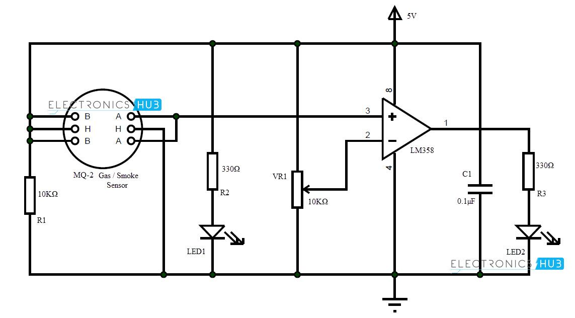 fddc90c2bffe0eaeea7dc44ec52edaac how to make smoke detector alarm circuit circuit diagram and cyclops alarm wiring diagram at crackthecode.co