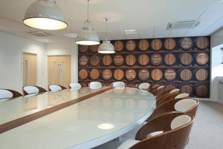 Diageo Customer Collaboration Centre by Arcstream AV & JB Communications,  London