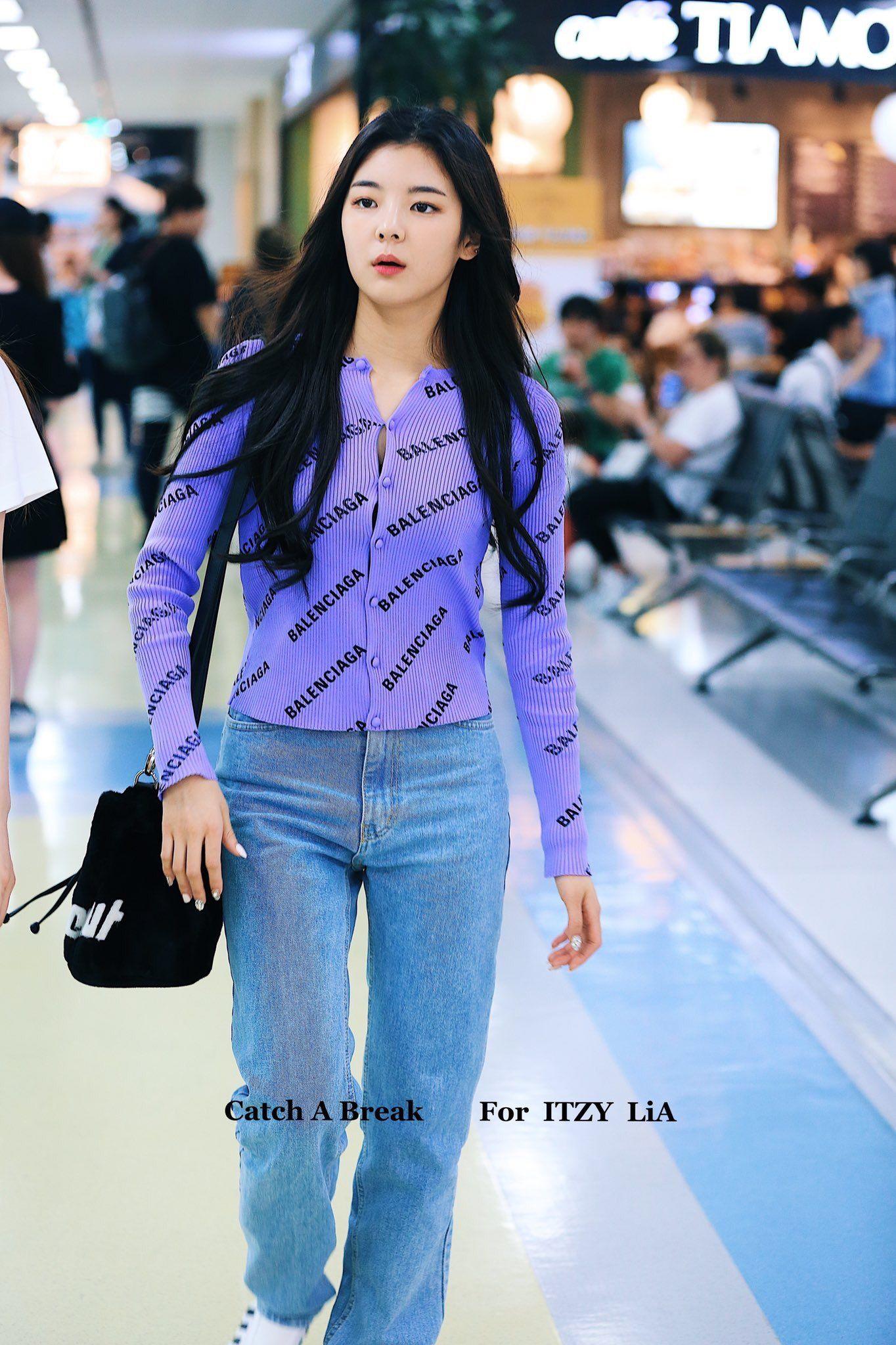 Twitter Korean Airport Fashion Fashion Kpop Fashion