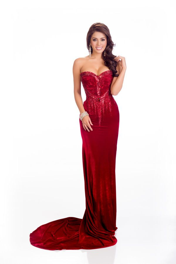Mary Jean Lastimosa Miss Philippines in evening dress for Miss ...