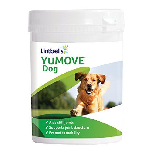 Lintbells Yumove Dog Mobility And Joint Health Supplement For Dogs