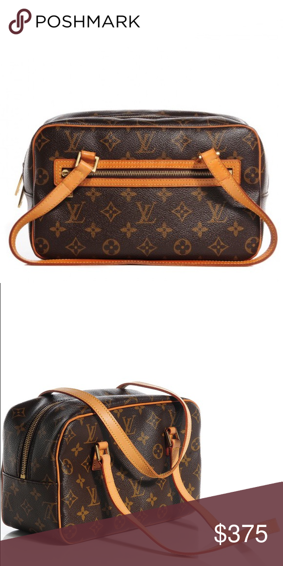 7f38edcd00aa Includes dust bag! Very trendy with current fashion of mini bags. Louis  Vuitton Bags Shoulder Bags