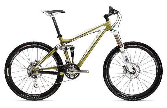 2008 Trek Fuel Ex8 In Satin Green Still Going Strong In 2016 Trek Bicycle Bike Mountain Biking