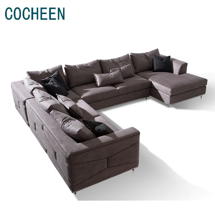Luxury Latest Design New Model Sectional Sofa Set Furniture Sectionalsofa