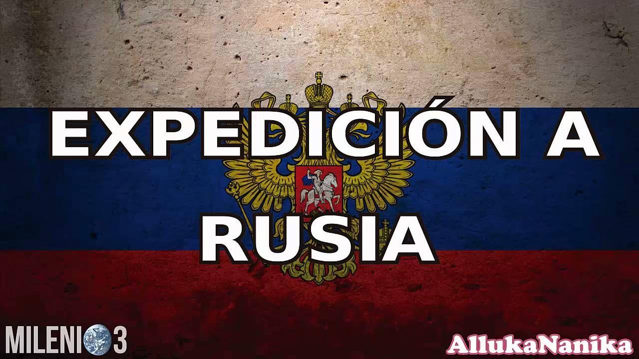 Milenio 3 - Los OVNIS y Expedicion a Rusia