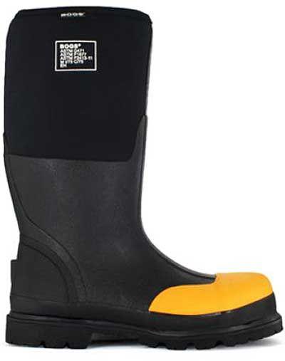 Bogs Men's Rancher Steel Toe Rubber Boot Style: 69172-001 Bogs ...