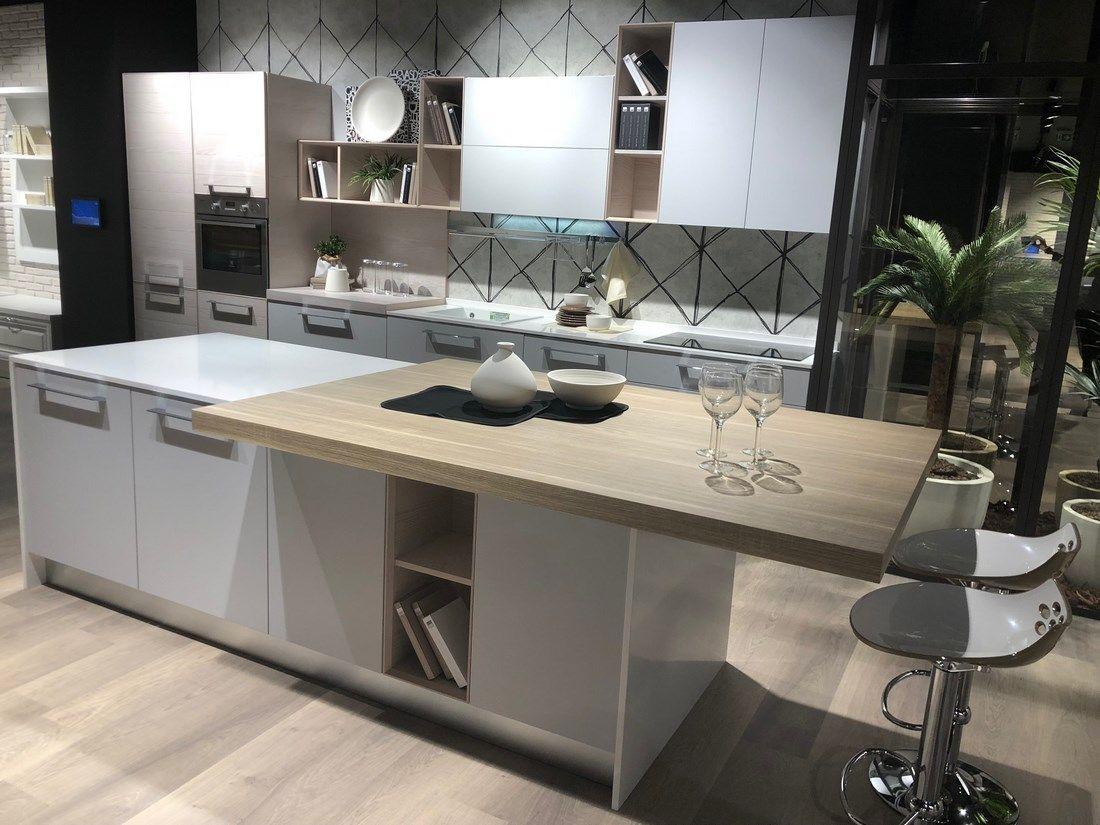 Cucina Lube Mod. Adele | cucina in 2019 | Cucina, Kitchen design ...